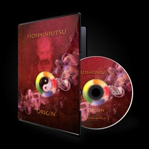 Hoshinjutsu-Origin DVD